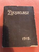 Zsebatlasz 1918-ból