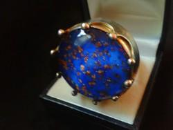 Brutális ezüst  gyűrű