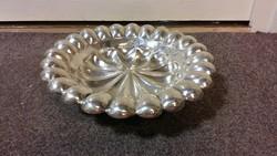 Ezüst asztalközép / Gyümölcsös tál