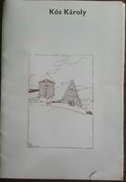 Kós Károly Székely András szerkesztésében  1979 mérete:A/5 ,mappában 12 képpel