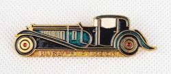 0T981 Bugatti autós kitűző jelvény