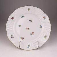 0U107 Régi Herendi porcelán tányér 20.5 cm