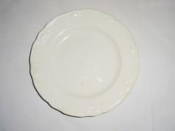 Kis sütis süteményes tányér - GRÁNIT Kispest CS.K.GY - 18 cm átmérő