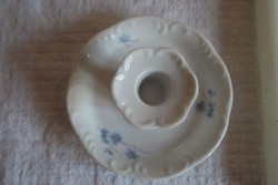 Porcelán  -  ROSENTAHL  - gyertyatartó - gyönyörű - hibátlan 11 x 4 cm