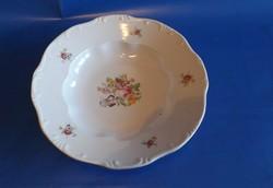 Antik Zsolnay tányér pótlásra ritka