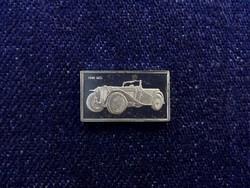 MG 1946 autós ezüst lapka