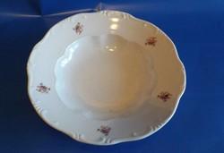 Antik Zsolnay tányér pótlásra