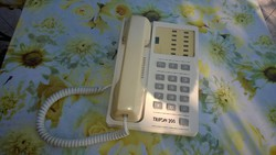 Retro vezetékes telefon