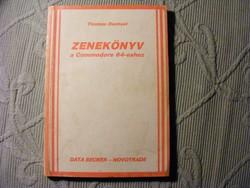 Zenekönyv a Commodore 64- eshez -  Thomas Dachsel