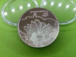 Pannonhalma ezüst 1000 Forint 1996 BU