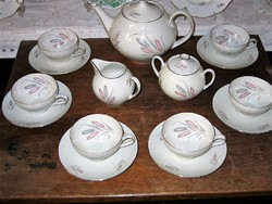 Marktleutheni  porcelán teáskészlet