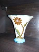 RÁHMER 17 cm-es hibátlan váza