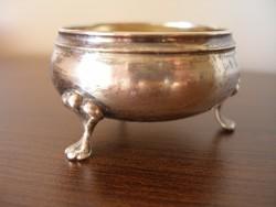 Kicsi ezüst sótartó