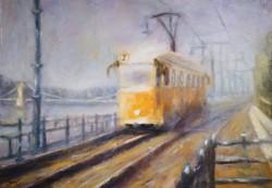 Budapesti villamos // Budapest Tram