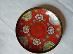 Japán tojáshéj vékony 1 db alátét tányér 14 cm