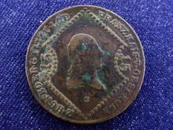 I. Ferenc 15 Krajcár 1807 S (Szomolnok) /id4380/