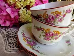 Zsolnay porcelán teás csésze