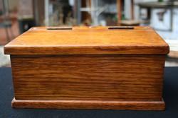 Antik fedeles doboz