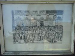 Rézkarc Petőfi 1848