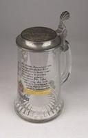 0U120 Ónfedeles üveg korsó söröskorsó KROMBACHER