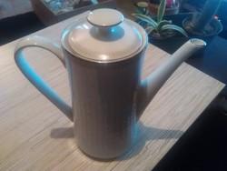 Bavaria Winterling porcelán tea kiöntő