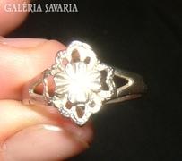 Régi fém gyűrű