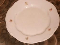 Zsolnay  nagyon ritka lapos tányér