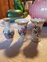 Herendi viktoria mini vázák