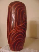 Retro kerámia váza,38 cm