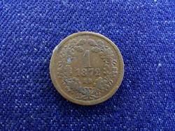1 Krajcár 1872 KB