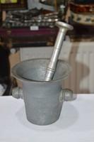 Aluminíum mozsár