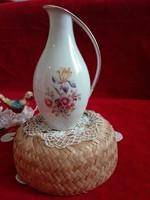 Lippelsdorf német porcelán füles kancsó, kiöntő