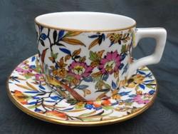 KARÁCSONYRA! Antik Zsolnay csésze 1910-es évek.Hibátlan.Újraindítva!!