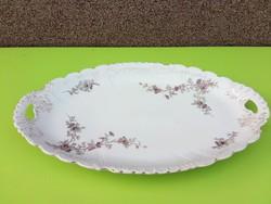 Geschützt osztrák porcelán tálak
