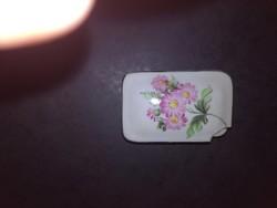 Herendi porcelán doboz, ékszertartó