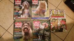 Állatbarát, Állatfürkésző újság eladó!1994- év