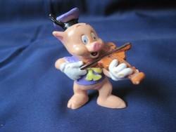 Régi Bullyland malac figura Disney játékfigura
