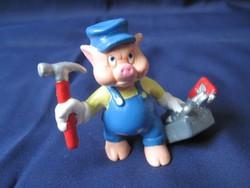 Régi Bullyland malac figura Disney játékfigura 2.