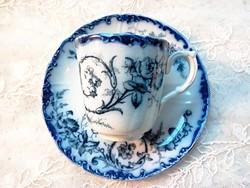 Angol Cauldon kávés csésze