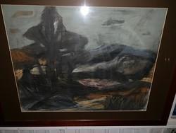 Mihályfi Mária szignóval