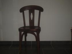 4 db thonet (Debreceni Gőzfűrészgyár) szék eladó
