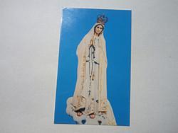 Fatimai Szűz Mária imalap