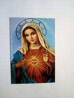 Szűz Mária naptár 2008