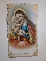Antik Szűz Mária imakép