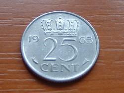 HOLLANDIA 25 CENT 1965