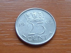 HOLLANDIA 25 CENT 1965