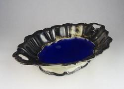 0U239 Régi Bavaria porcelán füles kínáló 34 cm