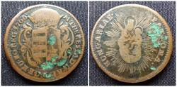 Mária Terézia 1 dénár 1766