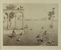 """Artner Margit : """"Elhagyott madárpiac"""""""
