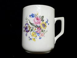 Zsolnay tulipános csésze 52.